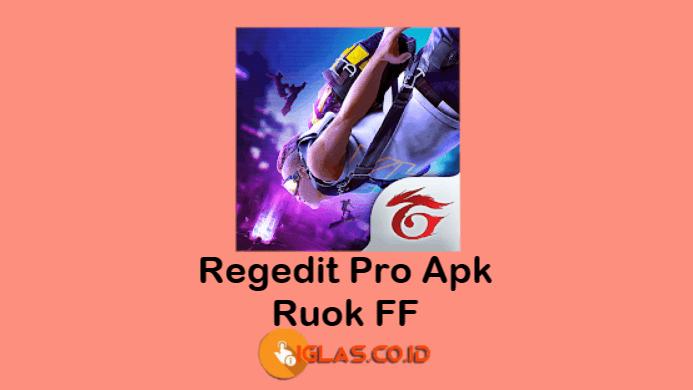 regedit pro apk ff
