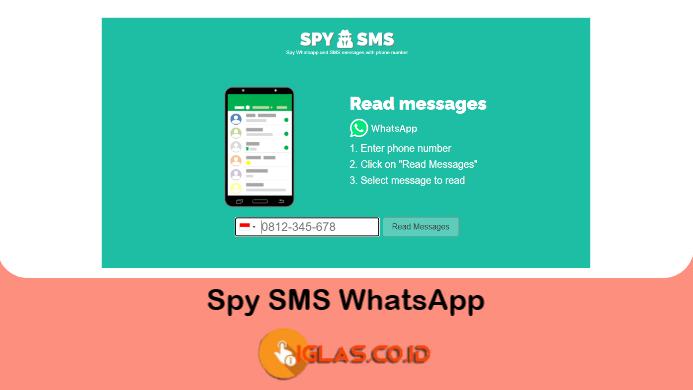 Spy SMS WhatsApp - Cara Sadap WhatsApp Tanpa Aplikasi 2021