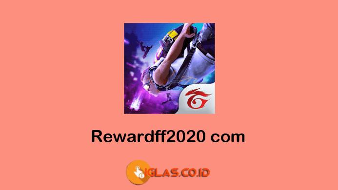 Rewardff2020 com & Freefireluckydraw com, Apakah Situs Resmi Garena?