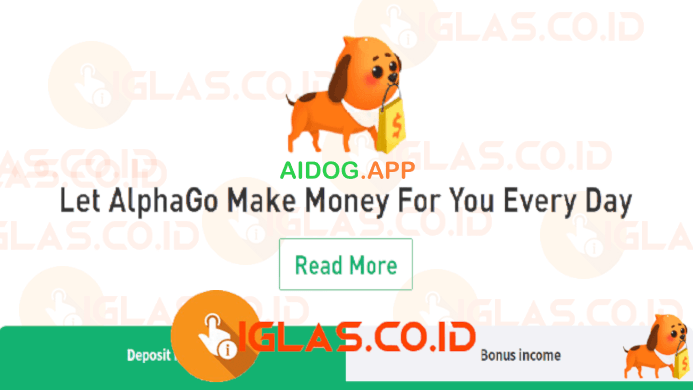Aidog Apk : Review Aidog Asia App Penghasil Uang Terbaru 2021