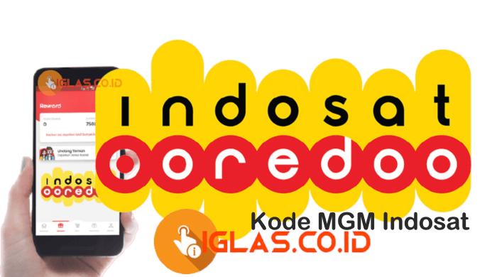 Kode MGM Indosat 2021 Lengkap dengan Cara Mendapatkan Kode MGM!