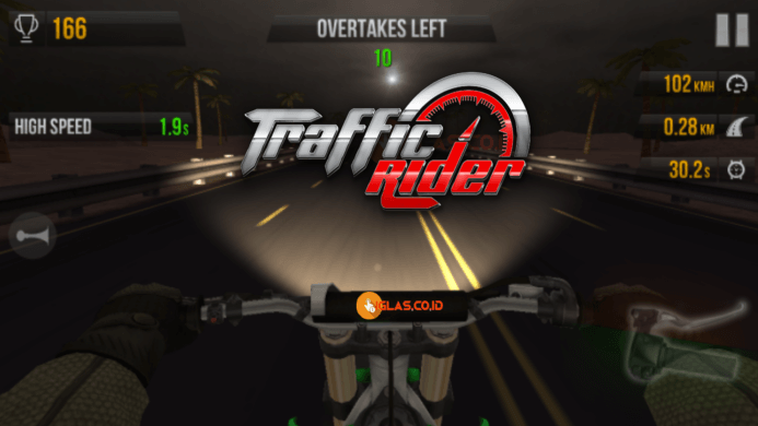Download Traffic Rider Mod Apk 2021 Full Unlimited Money, Coins & Gold