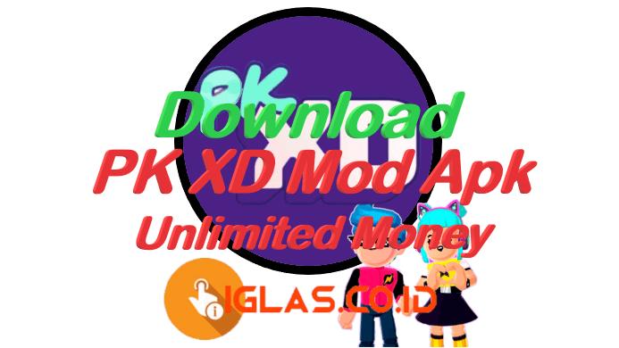 Download PK XD Mod Apk v0.26.1 Unlimited Money & Gems Terbaru 2021