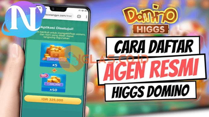 Tdomino Boxiangyx com, Cara Daftar Agen Alat Mitra Higgs Domino Island