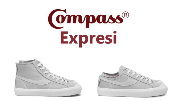 Xpresi Sepatucompass com - Buat Sepatu Compass versi Desain-Mu !
