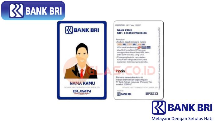 Idcardbri com Cara Membuat ID Card BRI Secara Online Tanpa Biaya !