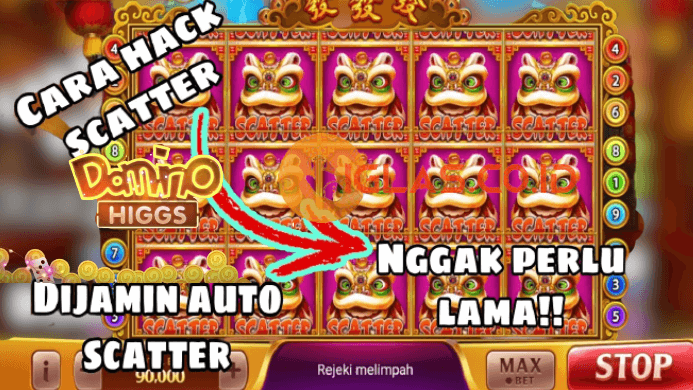 Cheat Higgs Domino Slot Auto Super Win Terbaru 2021 ! Working 100%