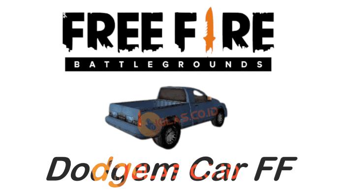 Dodgem Car di FF Menjadi Mobil Free Fire Terbaik 2021 ? Simak Info-nya