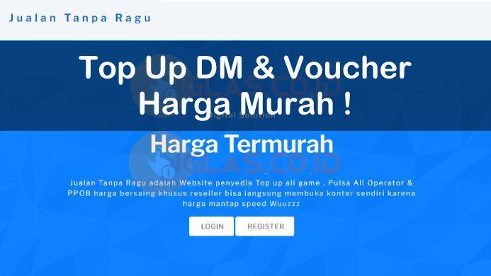 Jualantanparagu com Layanan Top Up Murah & Penambah Followers IG !