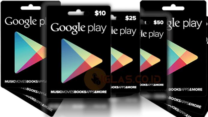 Kode Google Play Gratis Terbaru 2021 ( Masih Aktif ) dari Kode-Kartu.com