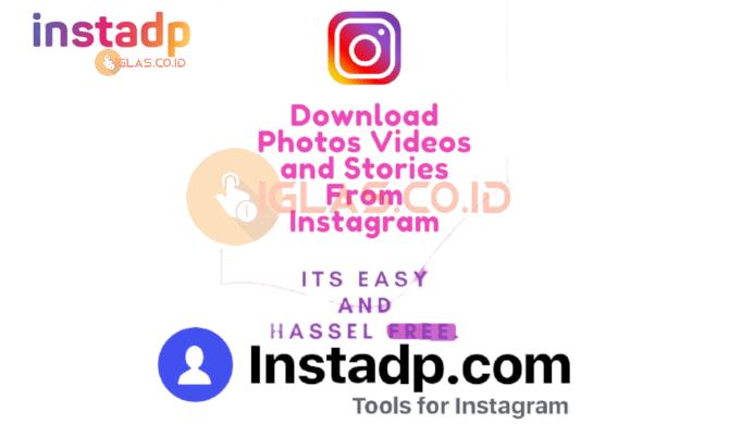 Instadp com IG Cara Melihat Foto Profil Akun Instagram Milik Orang Lain !