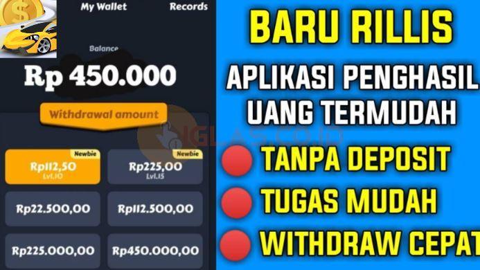 Top Rich Apk Game Penghasil Uang & Cara Menarik Saldo Uang Top Rich