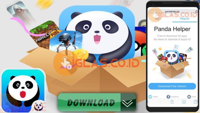 Panda Helper VIP Apk Download for Android & iPhone iOS Terbaru 2021
