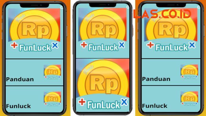 Funluck Apk Game Penghasil Uang & Saldo DANA Gratis Terbaru 2021