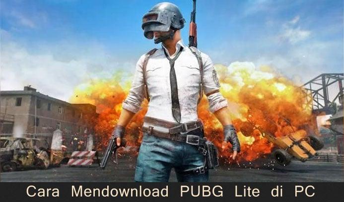 Cara Mendownload PUBG Lite di PC