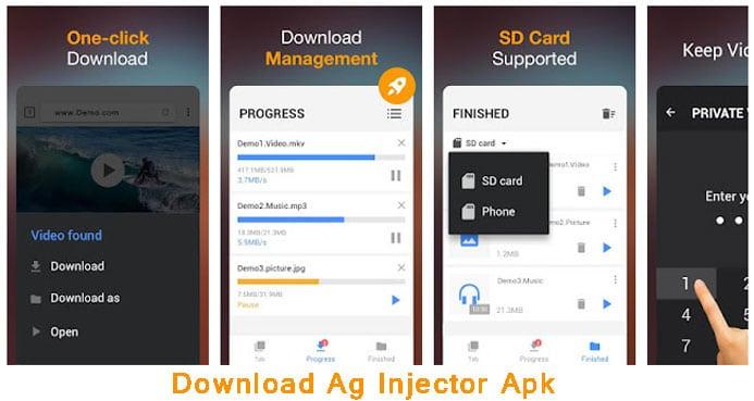 Download Ag Injector Apk