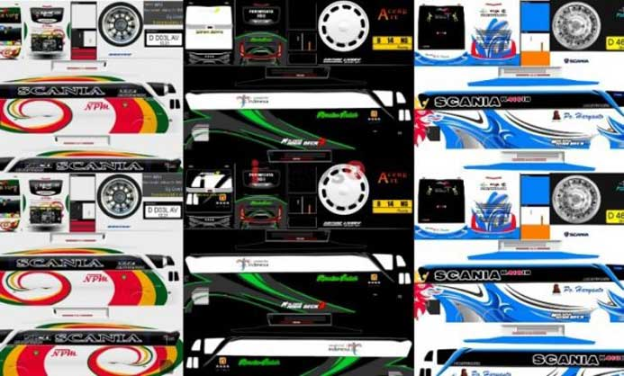 Download Livery Bussid HD