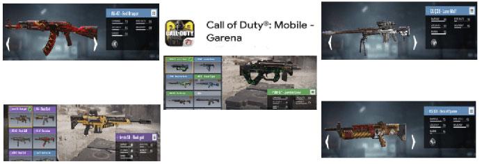 Senjata Terbaik di CODM
