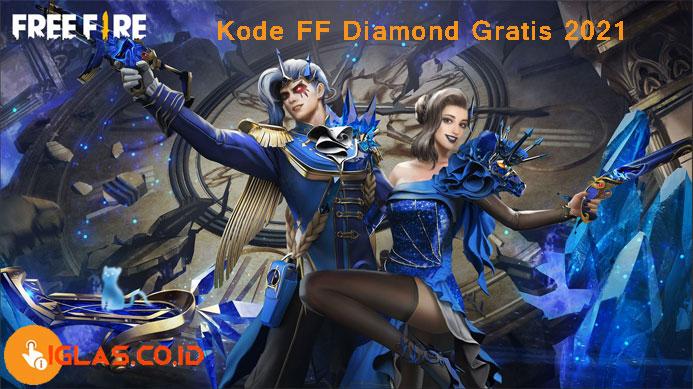 Kode FF Diamond Gratis 2021