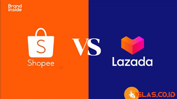 Lebih bagus Shoppe atau Lazada